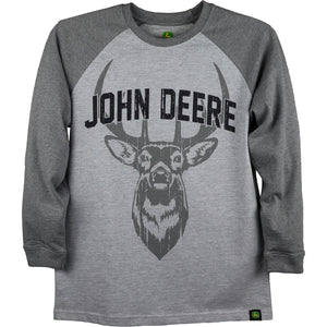 John Deere Boy Youth Buck Tee