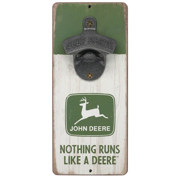 John Deere Retro NRLAD Bottle Opener