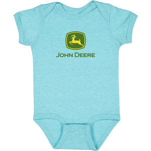 John Deere Boys Infant Bodysuit