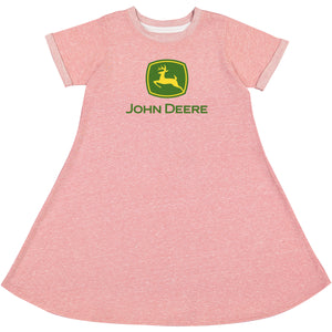 John Deere Girls Toddler Dress