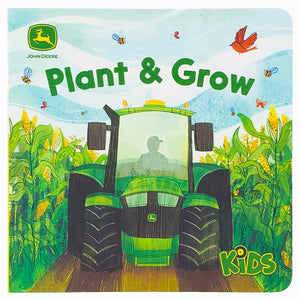 "John Deere ""Plant and Grow"" Book"