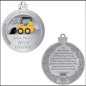 John Deere Limited Edition 2020 Christmas Ornament