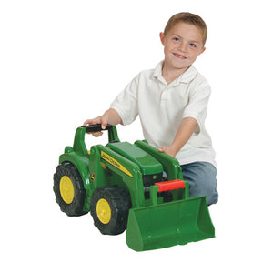 "21"" Big Scoop Tractor with Loader"