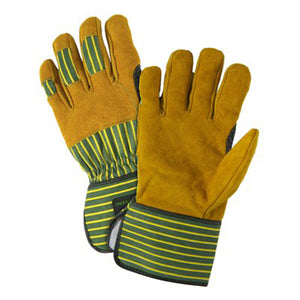 John Deere Men's Split Cowhide Palm Glove