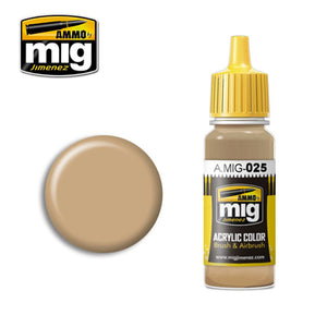 MIG025 FS 33446 US MODERN VEHICLES ACRYLIC PAINT