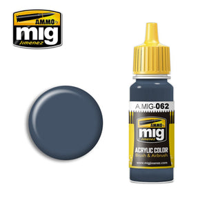 MIG062 FRENCH BLUE ACRYLIC PAINT
