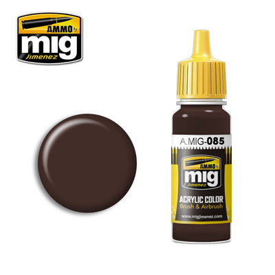 MIG085 NATO BROWN ACRYLIC PAINT