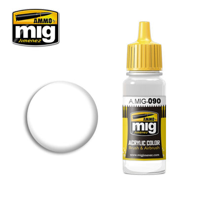 MIG090 SATIN VARNISH 17ML