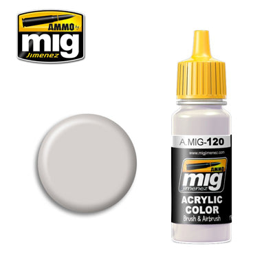 MIG120 LIGHT BROWN-GRAY ACRYLIC PAINT