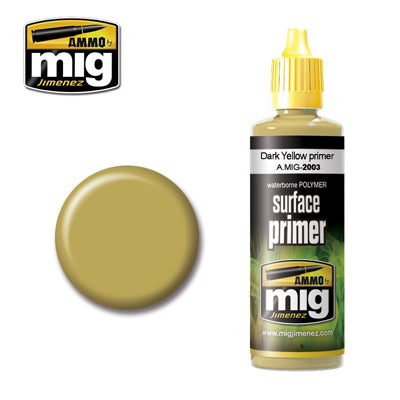 MIG2003 DARK YELLOW PRIMER 60ML