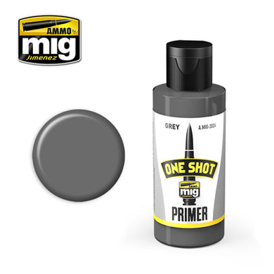 MIG2024 GREY ONE SHOT PRIMER