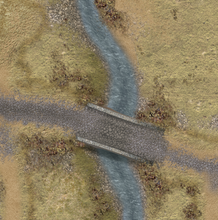 Load image into Gallery viewer, Wargaming Battle Mat 6x4 Countryside