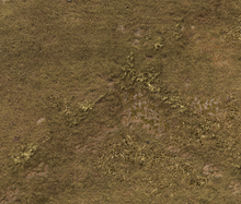 Load image into Gallery viewer, Wargaming Battle Mat 6x4 Bloody Fields
