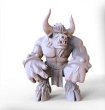 Load image into Gallery viewer, Minotaur Supporter 1