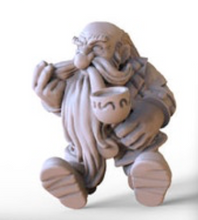 Load image into Gallery viewer, Dwarf Supporter 2