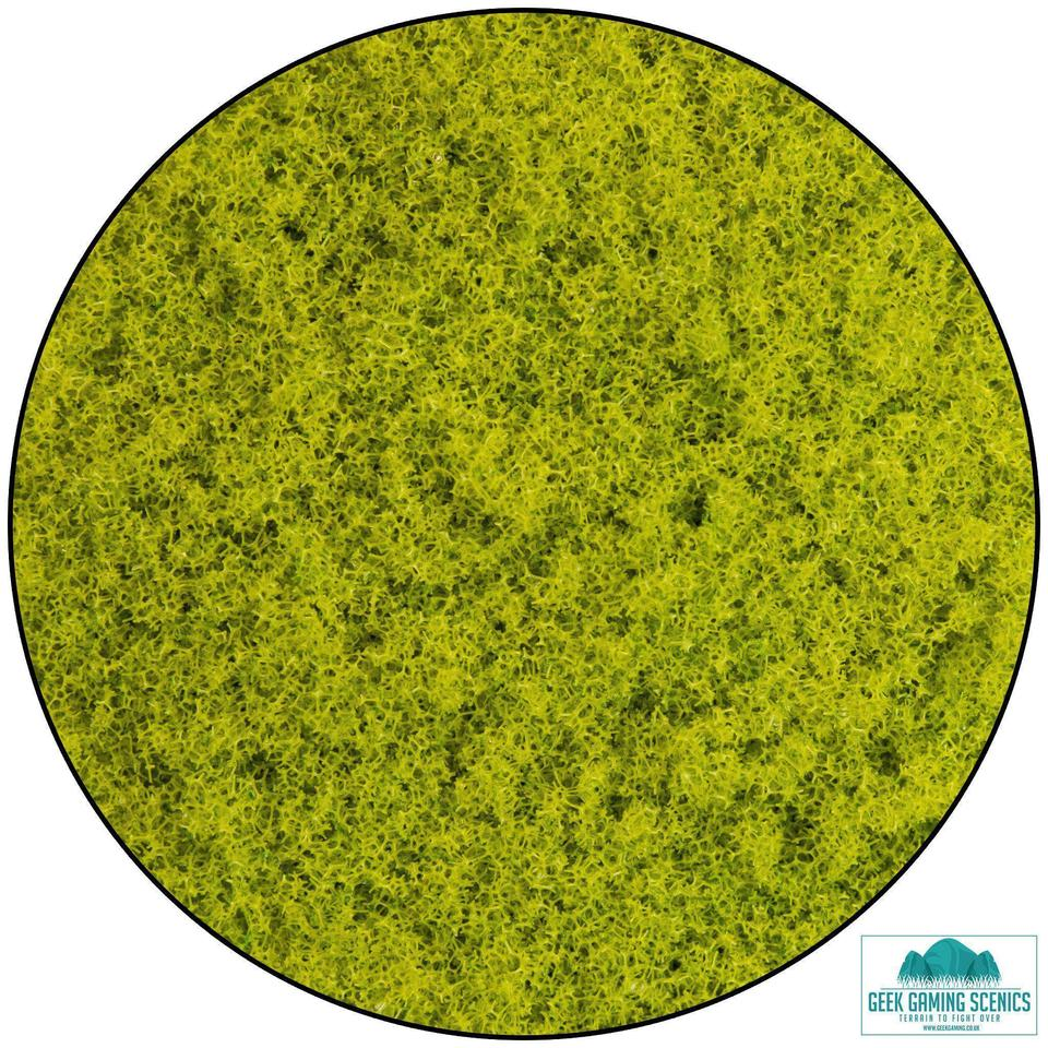 Bright Green Tree Foliage 5mm