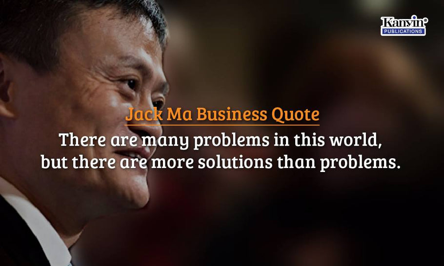 Jack Ma Quote (Updated version)