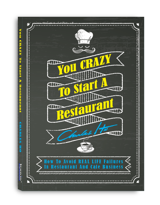 (E-Book) You CRAZY To Start A Restaurant