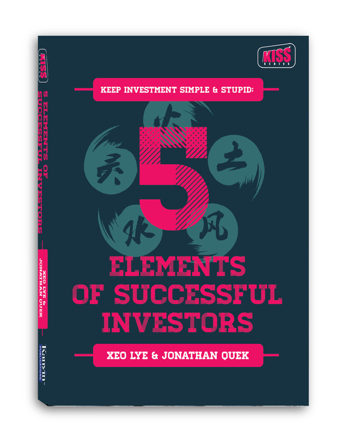 5 Elements of Successful Investors (Imperfect Book)