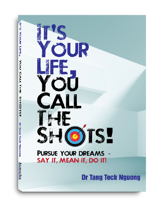 (E-Book) It's Your Life, You Call The Shots