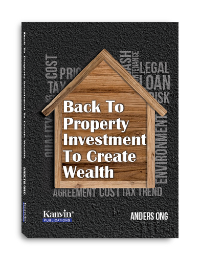 Back To Property Investment To Create Wealth