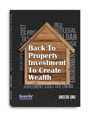 Back To Property Investment To Create Wealth (Imperfect Book)