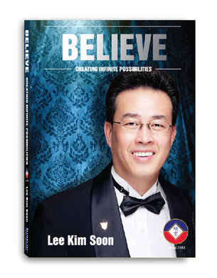Believe : Creating Infinite Possibilities (Imperfect Book)