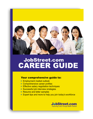 Jobstreet.com Career Guide