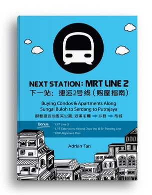 Next Station: MRT Line 2 下一站:捷运2号线(购屋指南)(Imperfect Book)