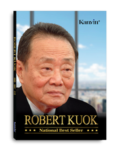 Load image into Gallery viewer, Robert Kuok (English version)