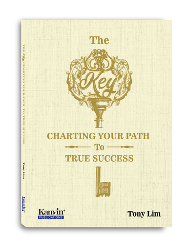 (E-Book) The Key: Charting Your Path To True Success