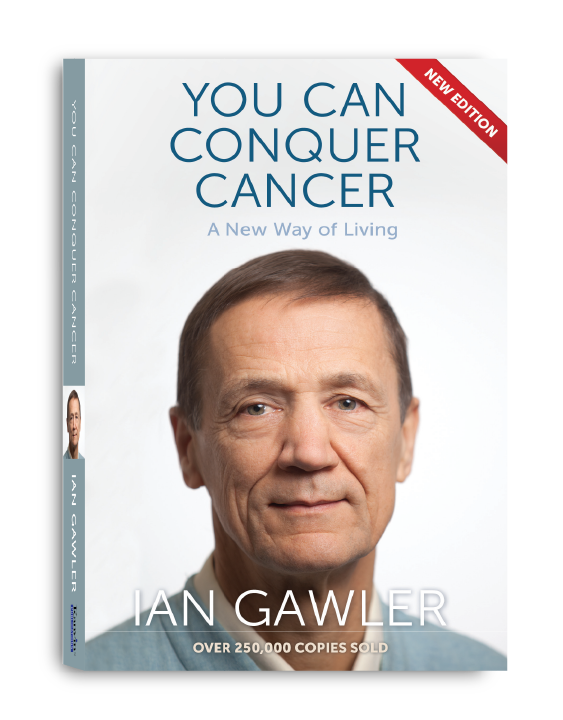 You Can Conquer Cancer (Imperfect Book)