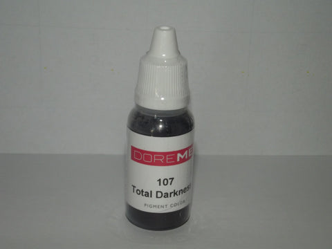 Doreme Black Brown/Total Darkness Pigment $39
