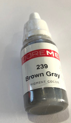 Doreme Eyebrow Brown Grey pigment $39