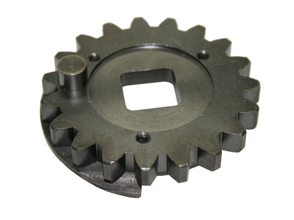 19 TOOTH DRIVE GEAR ASSY. FOR 5 & 6 SPEED KICK STARTER. - Rivera Primo
