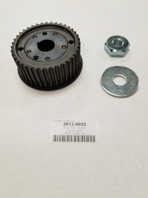 Front Pulley Kit 1 1/2
