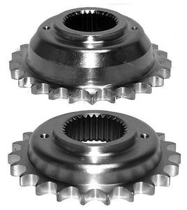 "24 TOOTH TRANS FINAL DRIVE SPROCKET WITH 1.310"" TOTAL OFFSET. - Rivera Primo"