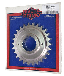 Offset Trans Final Drive Chain Sprocket 26T- Rivera Primo