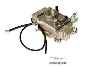 Unmodified Mikuni Carburetor