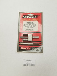 Manley Spring Seat Cutter and Pilots - Rivera Primo