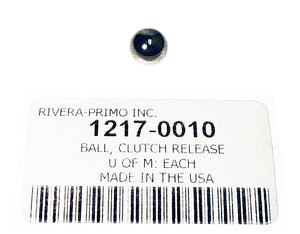 ".375"" CHROME STEEL BALL FOR Clutch RELEASE LEVER. - Rivera Primo"