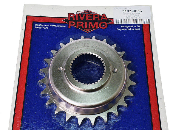 .810 OFFSET SPROCKET - Rivera Primo