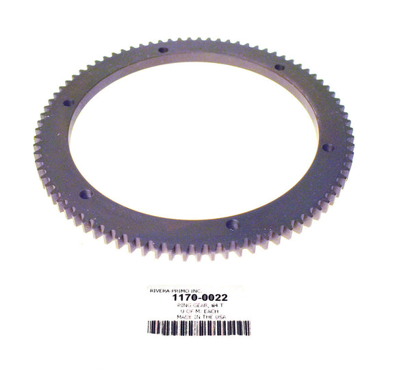 84 TOOTH RING GEAR FOR CHAIN DRIVE PRIMARY. - Rivera Primo