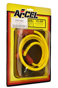 ACCEL, STAINLESS/COPPER CORE PLUG WIRES - Rivera Primo