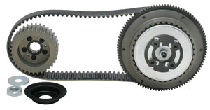 "B3X 1-3/4"" ENCLOSED 11MM POLYCHAIN SMOOTHBACK KEVLAR BELT W/66T RING GEAR - Rivera Primo"