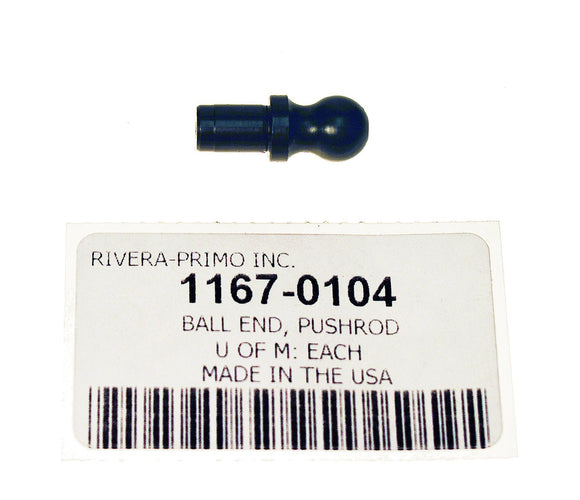 BALL END - Rivera Primo
