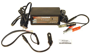 BATTERY CHARGER, with  2 or 4 AMP SELECTION. - Rivera Primo
