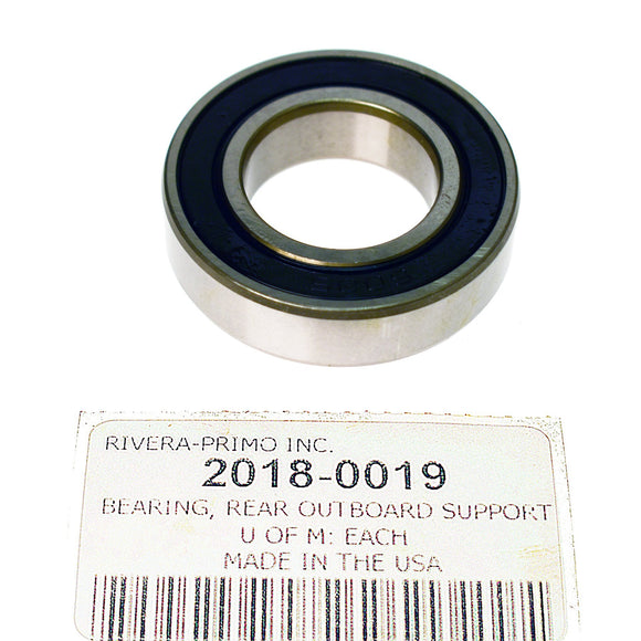 BEARING, REAR OUTBOARD SUPPORT - Rivera Primo