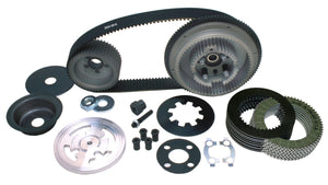 "BELT DRIVE KIT, B3 1-3/4"" 8MM 1994-2006 FLT-FXR MODELS EVO & TWIN CAM EXCEPT 2006 DYNA MODELS USES 78130 KEVLAR BELT. - Rivera Primo"