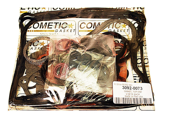 BIG BORE TOP END GASKET KIT. FITS EVO 1992-98 BIG TWIN. 3.750